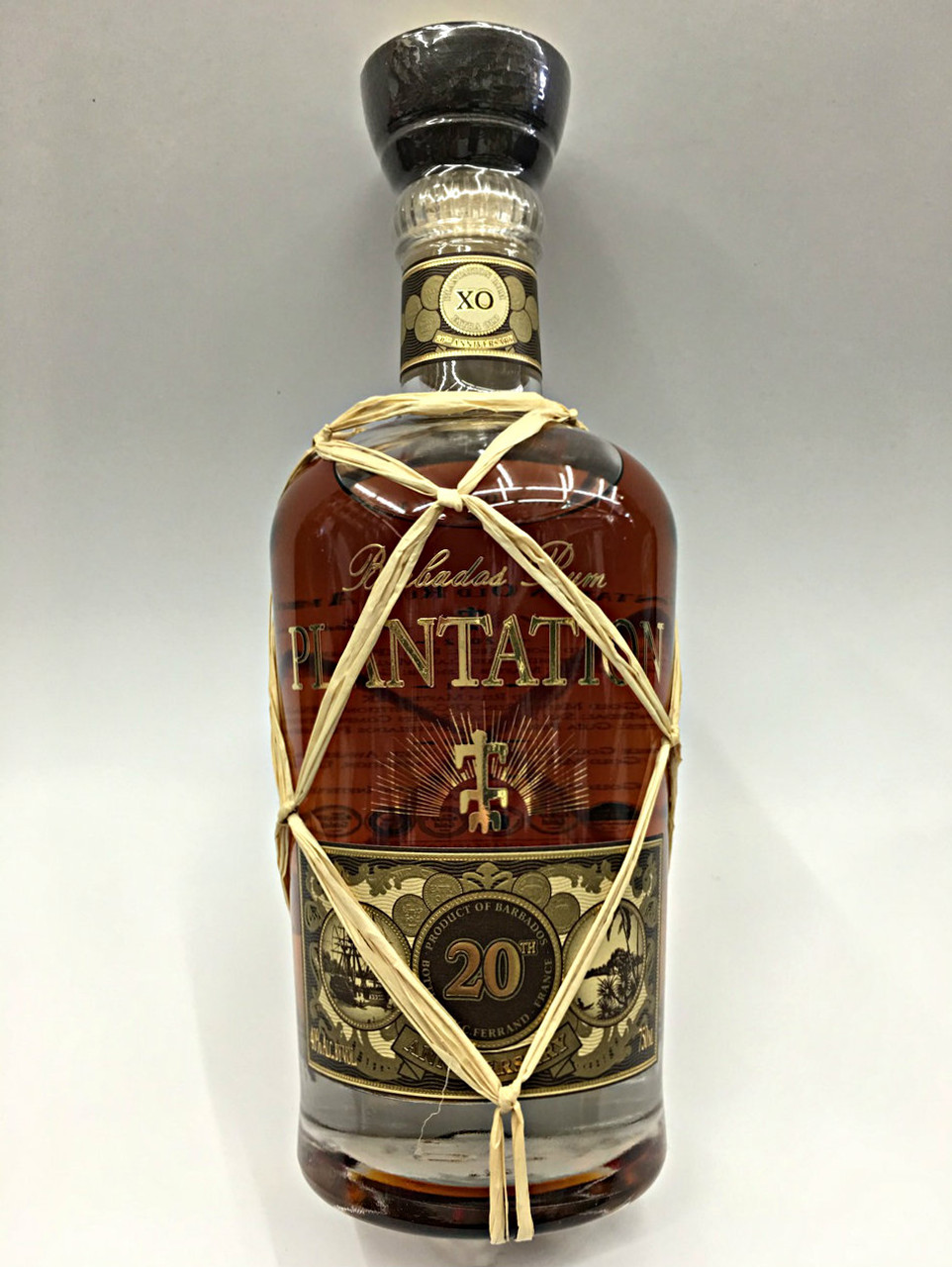 Plantation Barbados XO 20th Anniversary Rhum 5 Year Old ...
