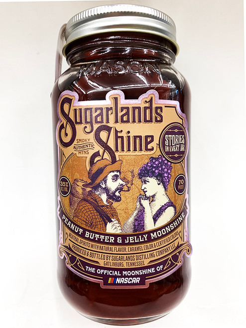 Sugarlands Peanut Butter and Jelly Moonshine