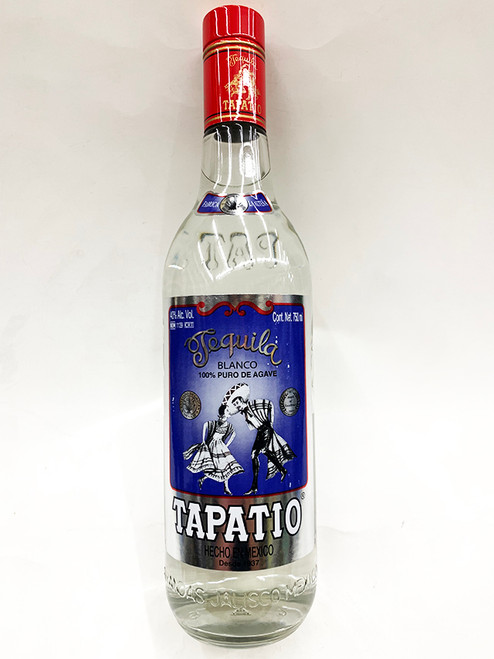 Tapatio Blanco 80 Proof Tequila