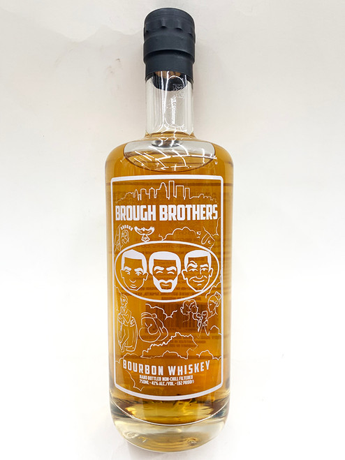 Brough Brothers Bourbon Whiskey