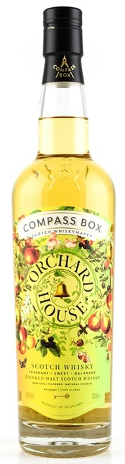 Compass Box Orchard House Scotch Whisky