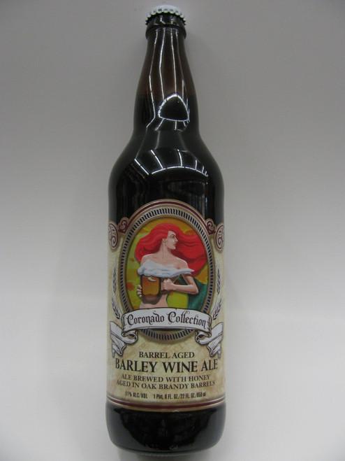 Coronado Barley Wine Ale 22oz