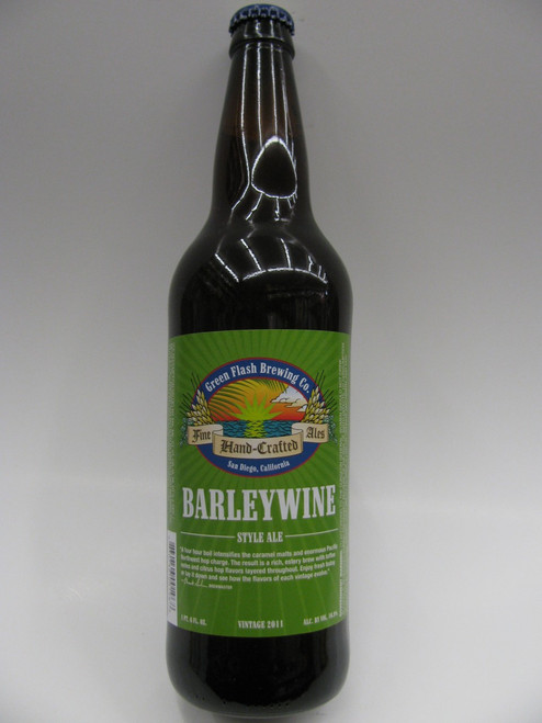 Green Flash Barleywine 22oz