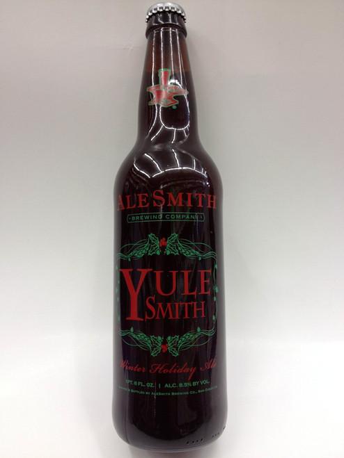 AleSmith Yule Smith Winter Holiday Ale