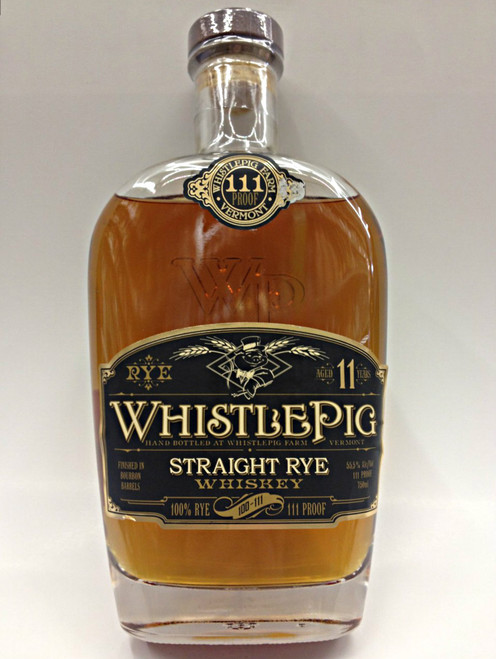 Whistle Pig Rye 111Proof