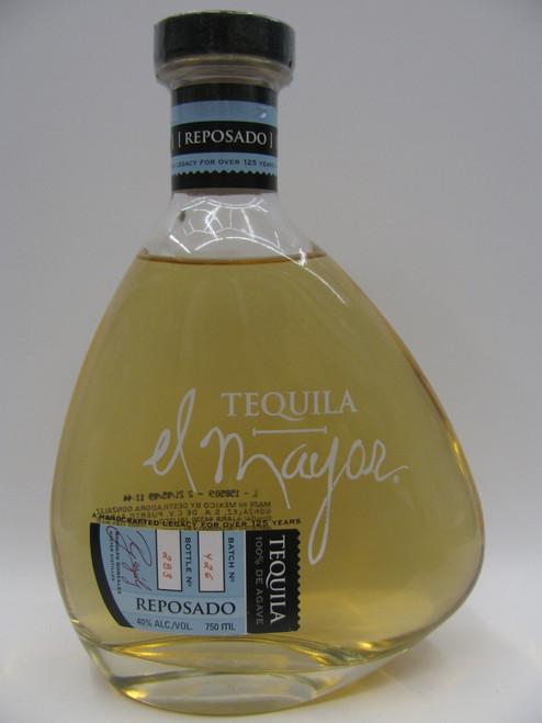 El Major Blanco Tequila Quality Liquor Store