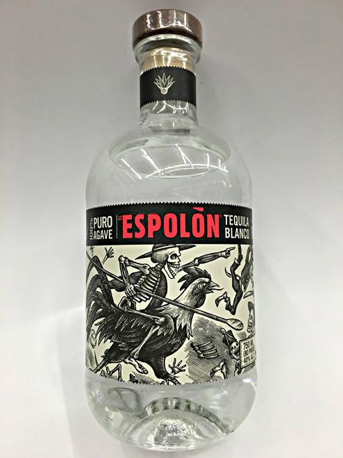 El Espolon Blanco Tequila