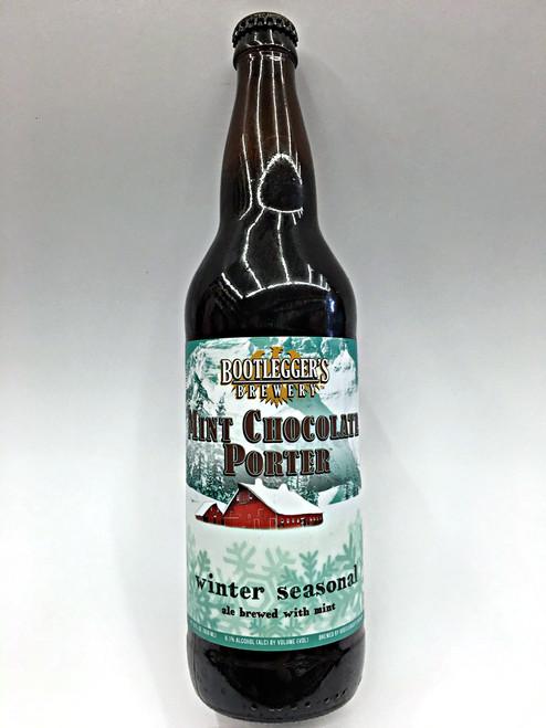 Bootlegger's Mint Chocolate Porter