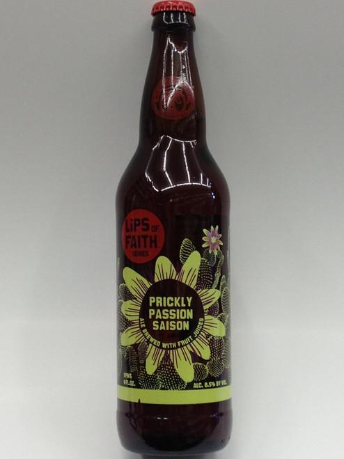 New Belgium Prickly Passion