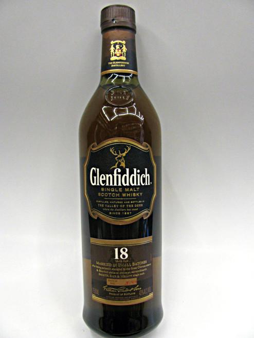 Glenfiddich Reserve 18yr 750ml