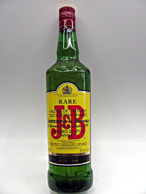 J & B Scotch Whiskey | J&B Scotch