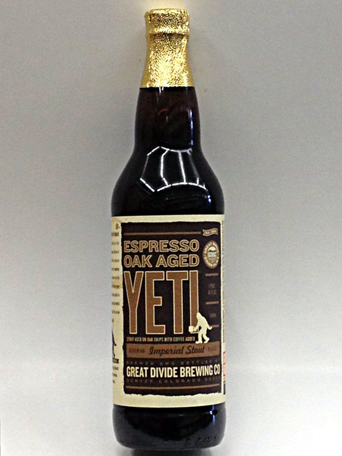 Great Divide Espresso Oak Yeti