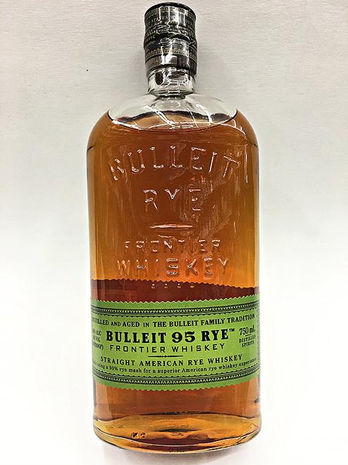 Bulleit Bourbon Straight Rye Mash Whiskey