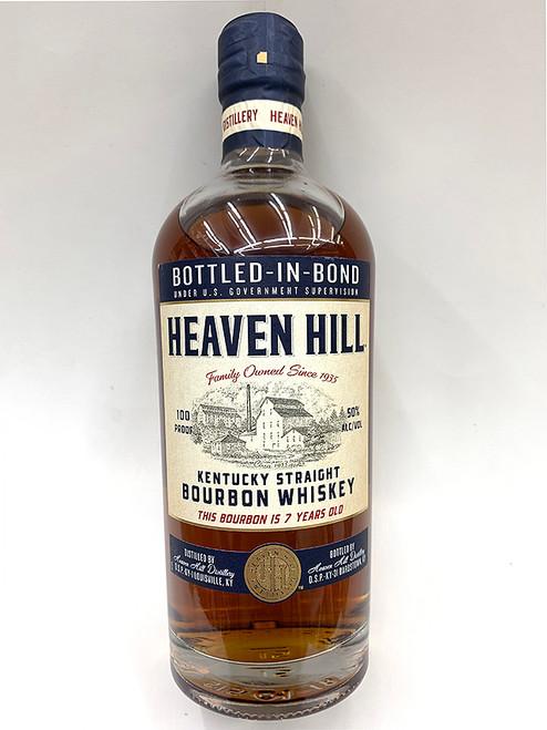 Heaven Hill Bottled In Bond 7 Year Bourbon