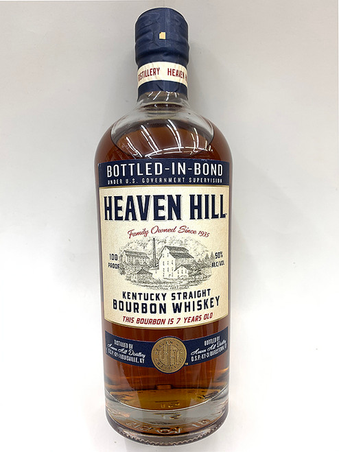 Heaven Hill Bottled In Bond 7 Year Bourbon