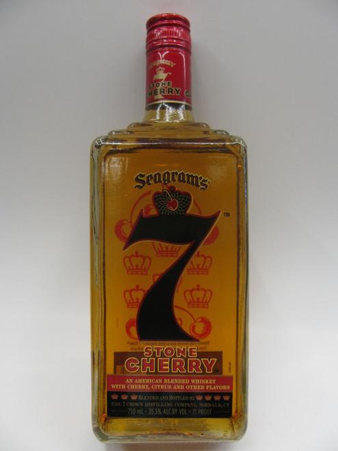 Seagram's 7 Cherry 750ml