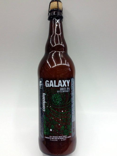 Anchorage Galaxy White IPA