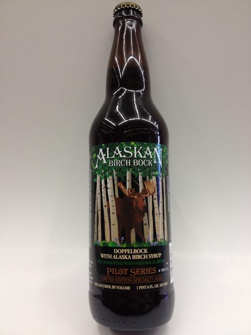Alaskan Birch Bock