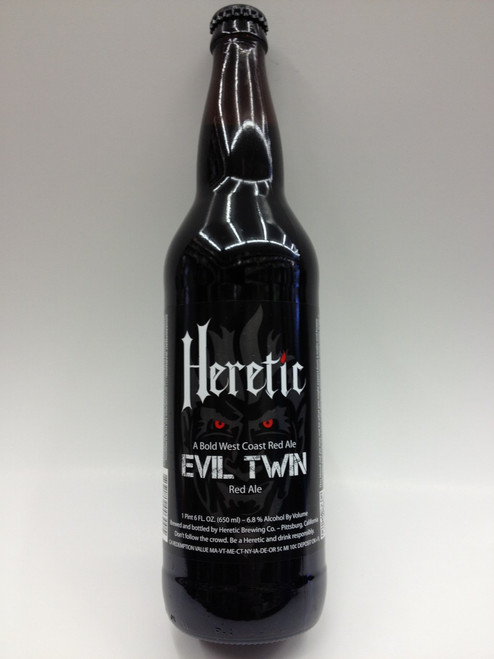 Heretic Evil Twin Red Ale