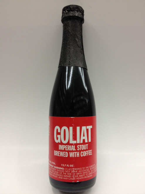 To Ol Goliat Coffee Stout