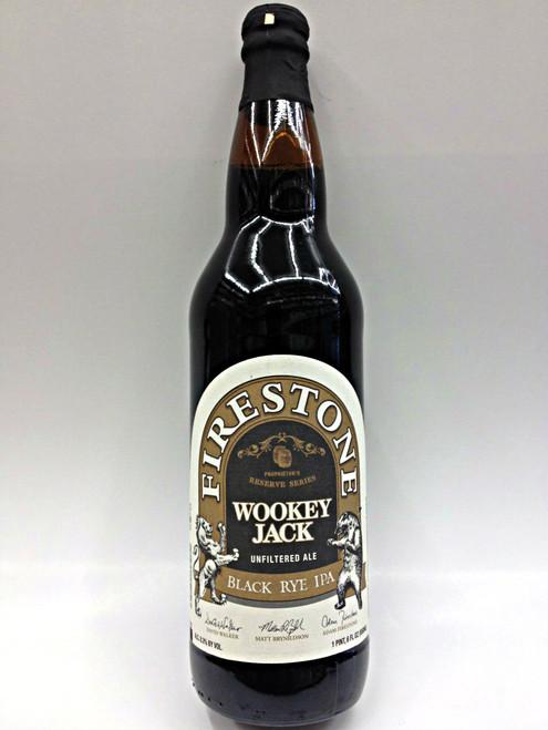 Firestone Walker Wookey Jack Black Rye IPA