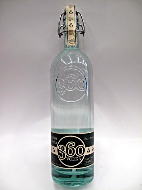 360 Vodka 750ml