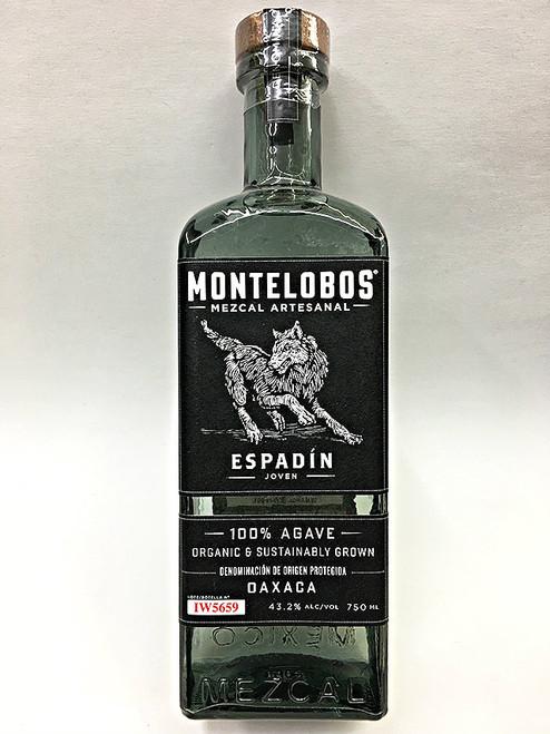 Buy Montelobos Mezcal Joven Tequila