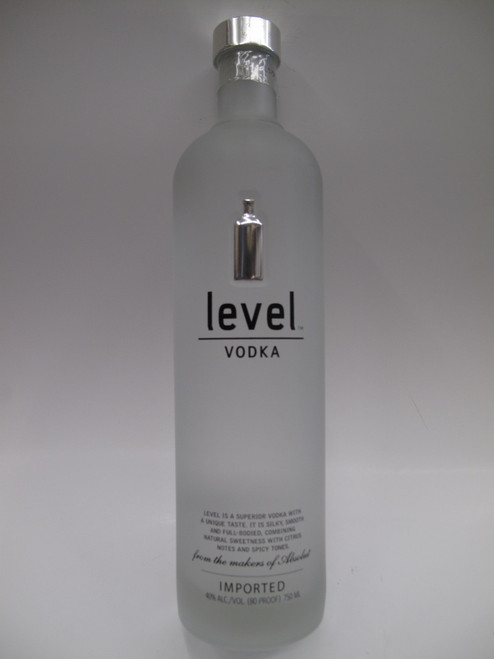 Level Absolut Vodka