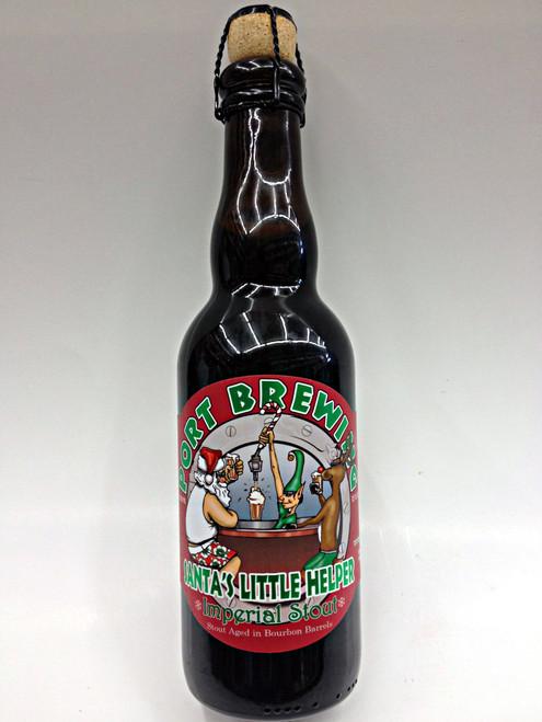 Santa's Little Helper Bourbon Barrel-aged Imperial Stout