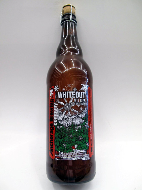 Anchorage Whiteout Wit 750ml