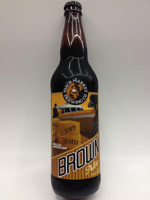 Black Market Brown Ale