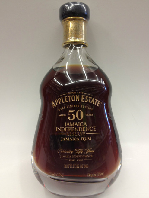 Appleton Estate 50 Year Old Rum