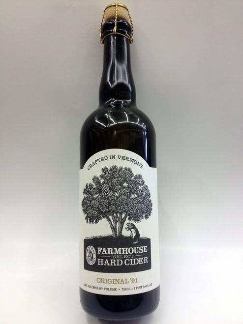 WoodChuck Farmhouse Cider