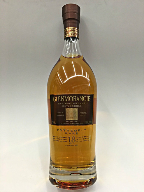 Glenmorangie 18 Years Old Single Malt Scotch Whisky