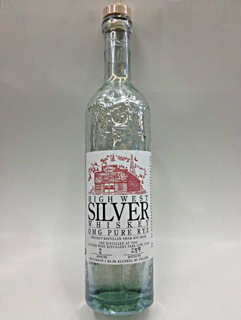 High West OMG Pure Rye Silver Whiskey – OMG Pure Rye