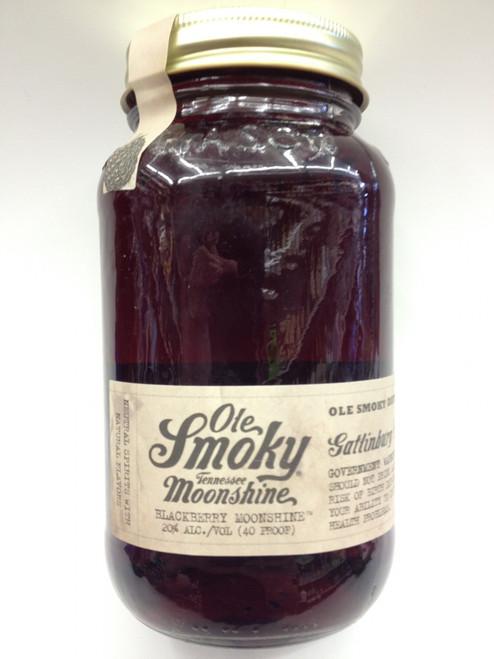 Moonshine Ole Smoky Blackberry