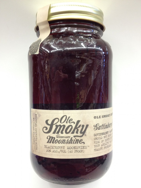 Moonshine Ole Smoky Blackberry