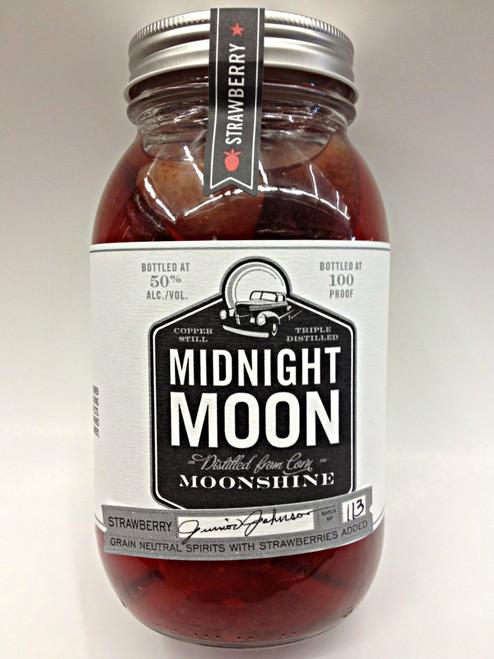 Midnight Moon Strawberry Moonshine