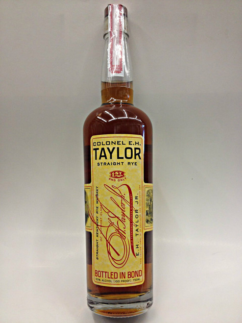 Sazerac Cologel EH Taylor Straight Rye