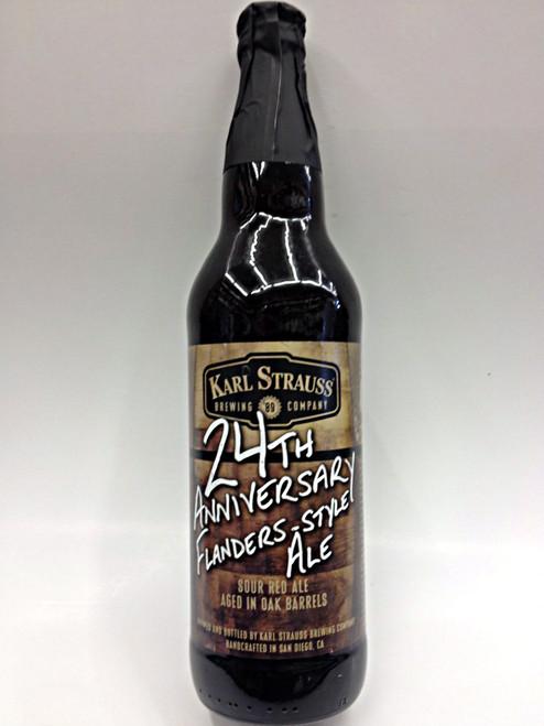 Karl Strauss 24th Anniversary flanders-style ale