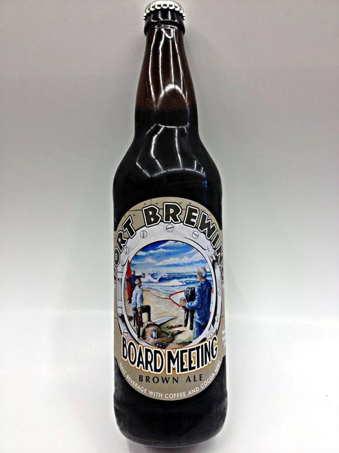 Port Brew Board Meeting
