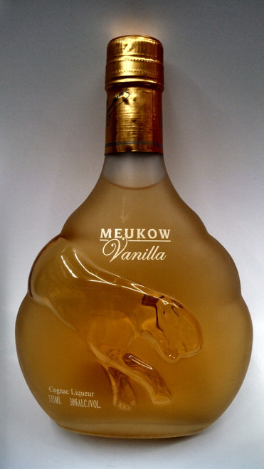 Meukow VS Vanilla Cognac 375ml