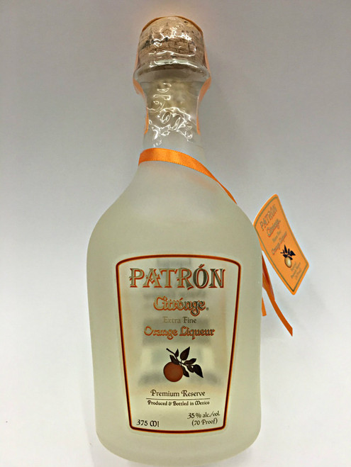 Patrón Citrónge Orange