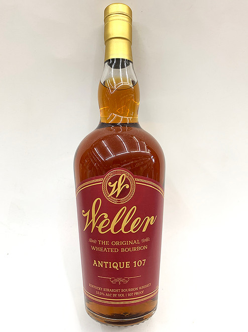 WL Weller 107 Proof Antique Bourbon
