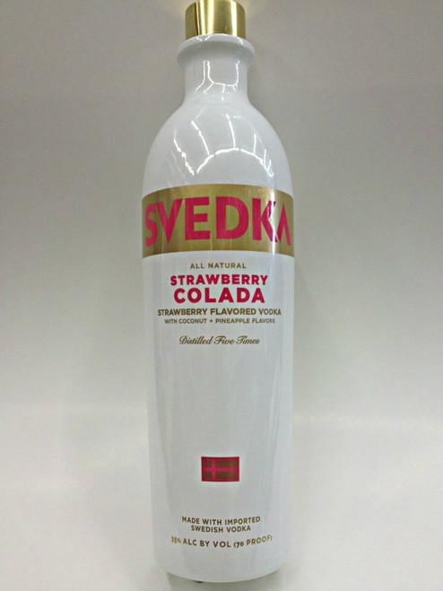 Svedka Strawberry Coloda Vodka