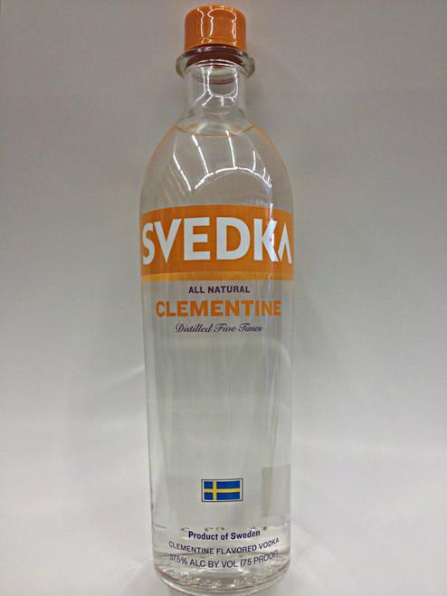 Svedka Clementine Vodka