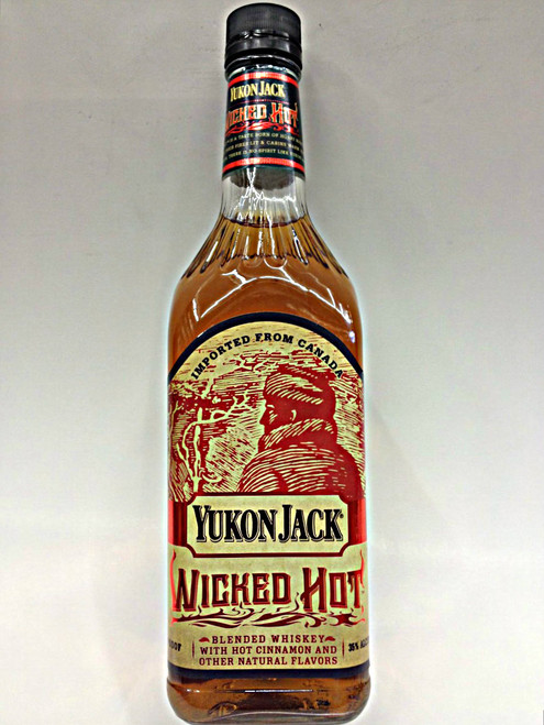Yukon Jack Wicked Hot Cinnamon