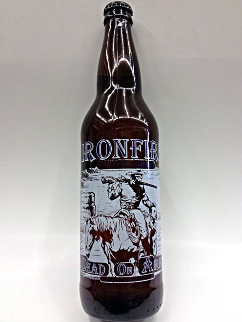 IronFire Dead On Arrival Double IPA