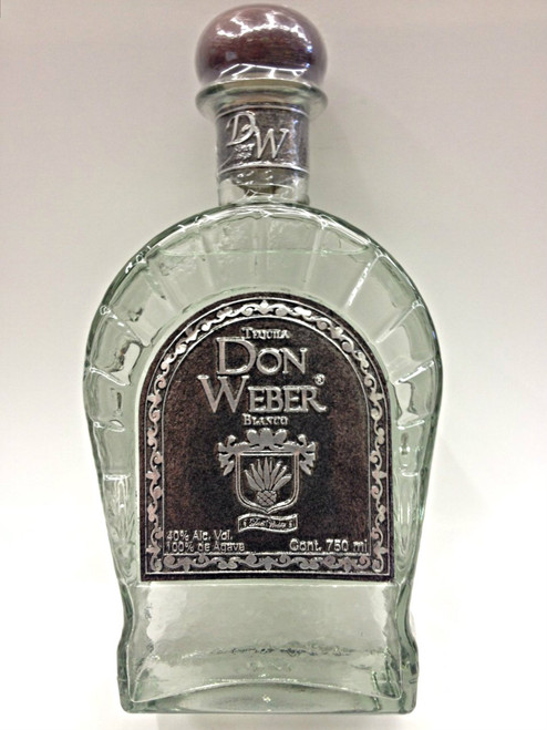 Don Weber Blanco Tequila