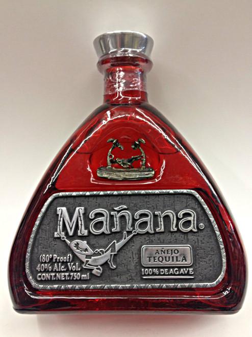 Manana Tequila Anejo